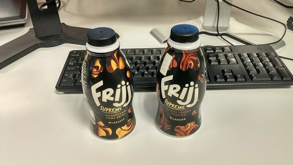 Frijj Supreme Buy One Get One Free