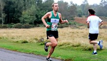 Simkiss Runs Leg 4 of Midlands 6 Stage Road Relays 2014 in 19:10