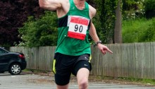 2012 Cotswold Hilly One Hundred Mile Road Race
