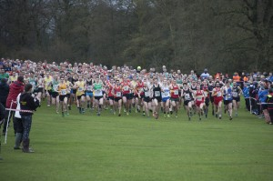 Warwickshire County XC Champs 2016 Get Underway