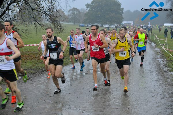 Simkiss @ Cheshire 10k - Arley 2016 - Start